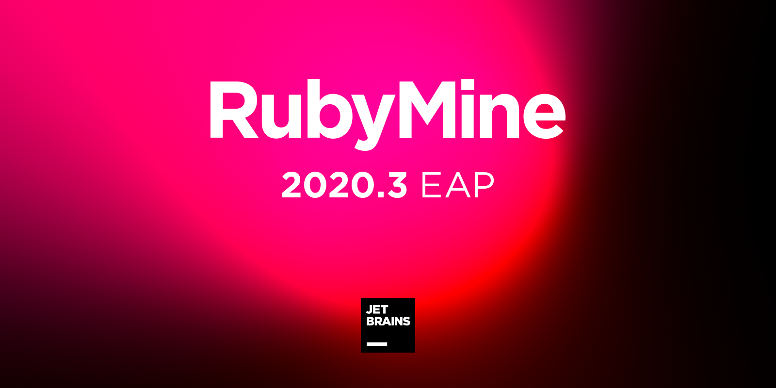 RubyMine 2020.3 EAP Is Open