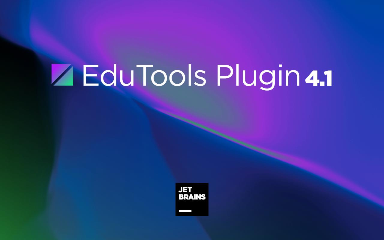 EduTools Plugin 4.1