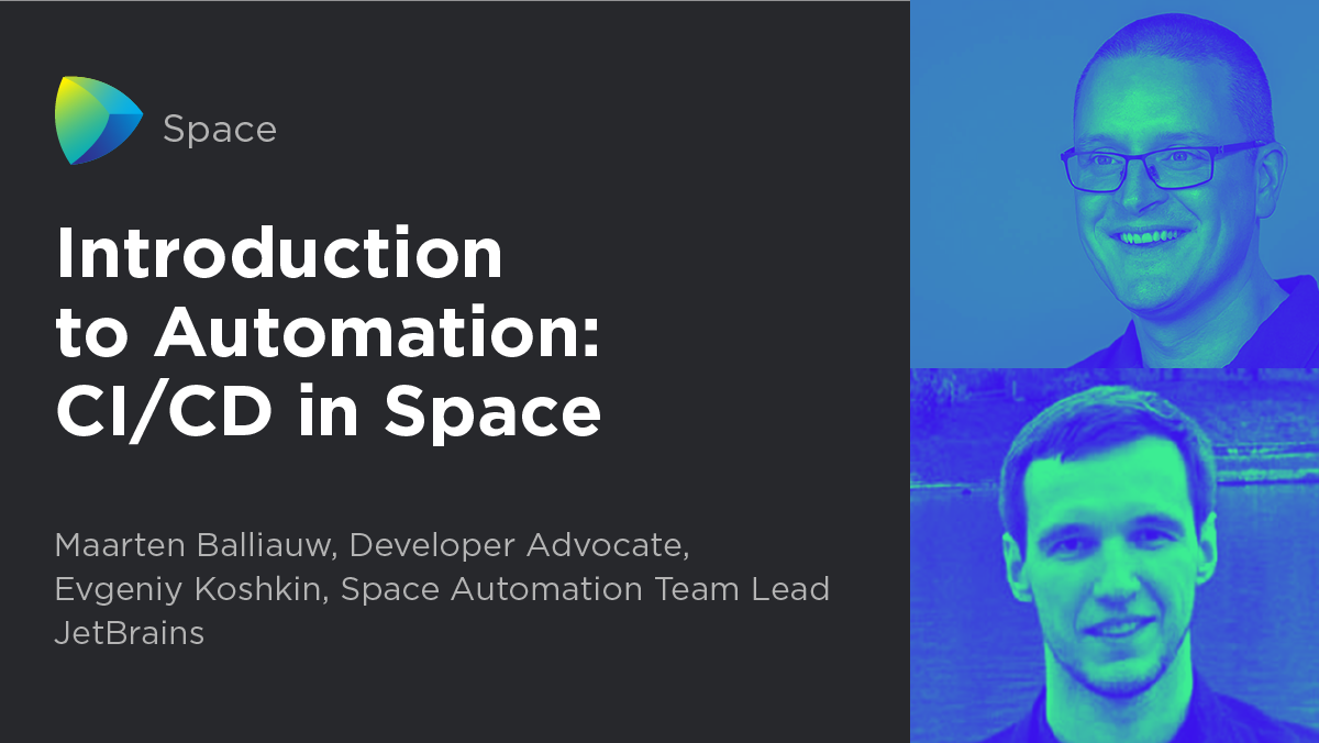 Space Automation CI CD Webinar