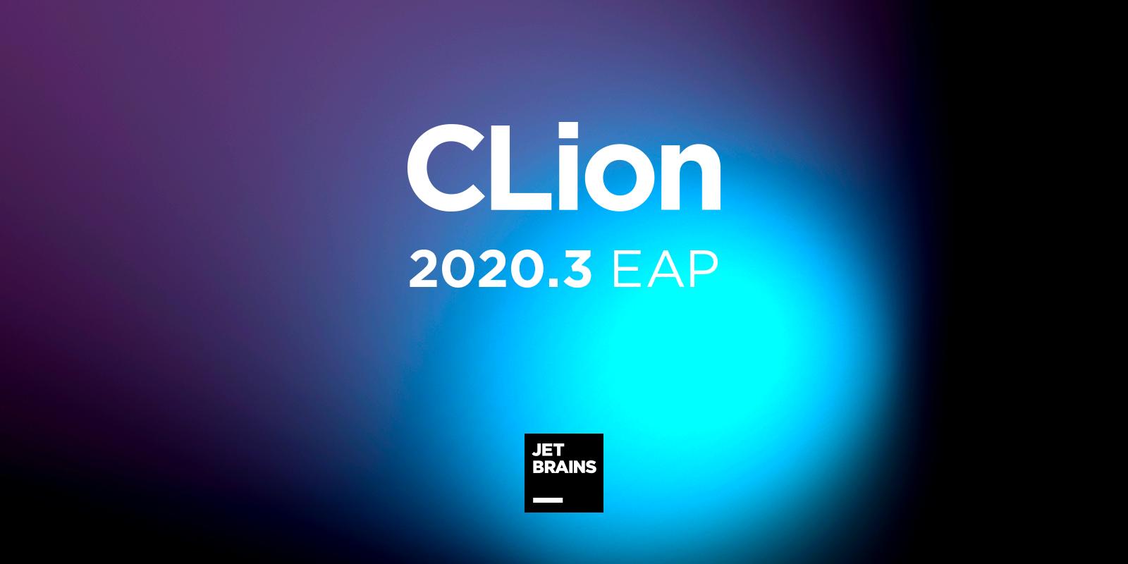 CLion EAP starts