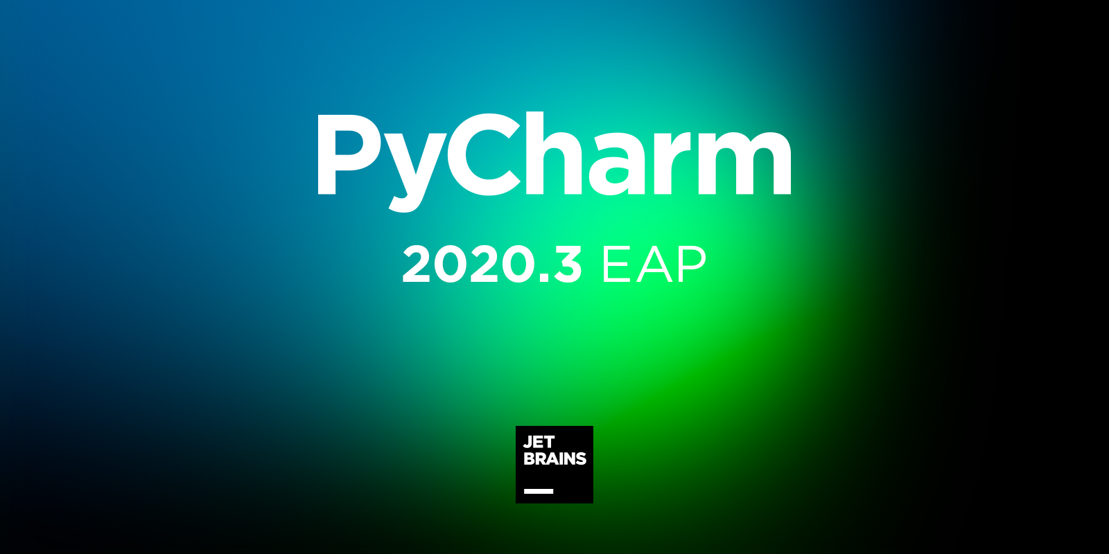 PyCharm: PyCharm 2020.3 EAP #4: Pair Programming, Intelligent Text Proofreading, and More