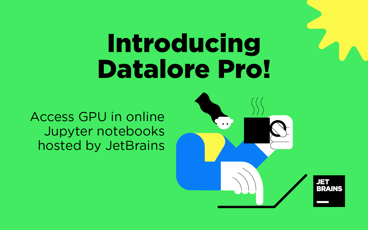 Introducing Datalore Pro