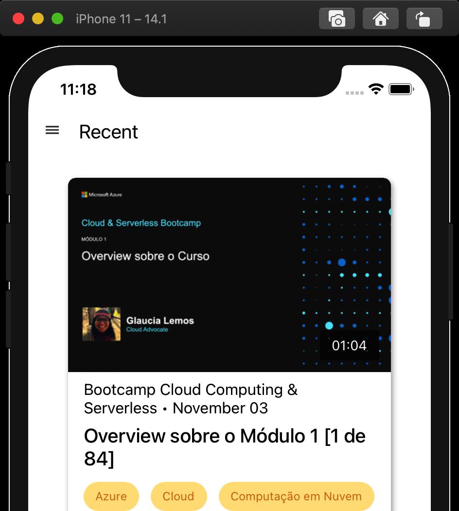 running CH9 in iOS Simulator