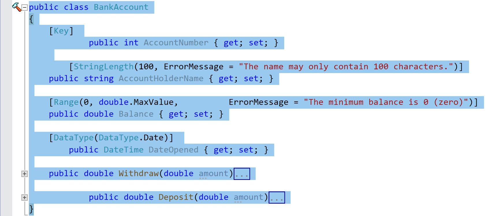 Use Alt+Enter to format code