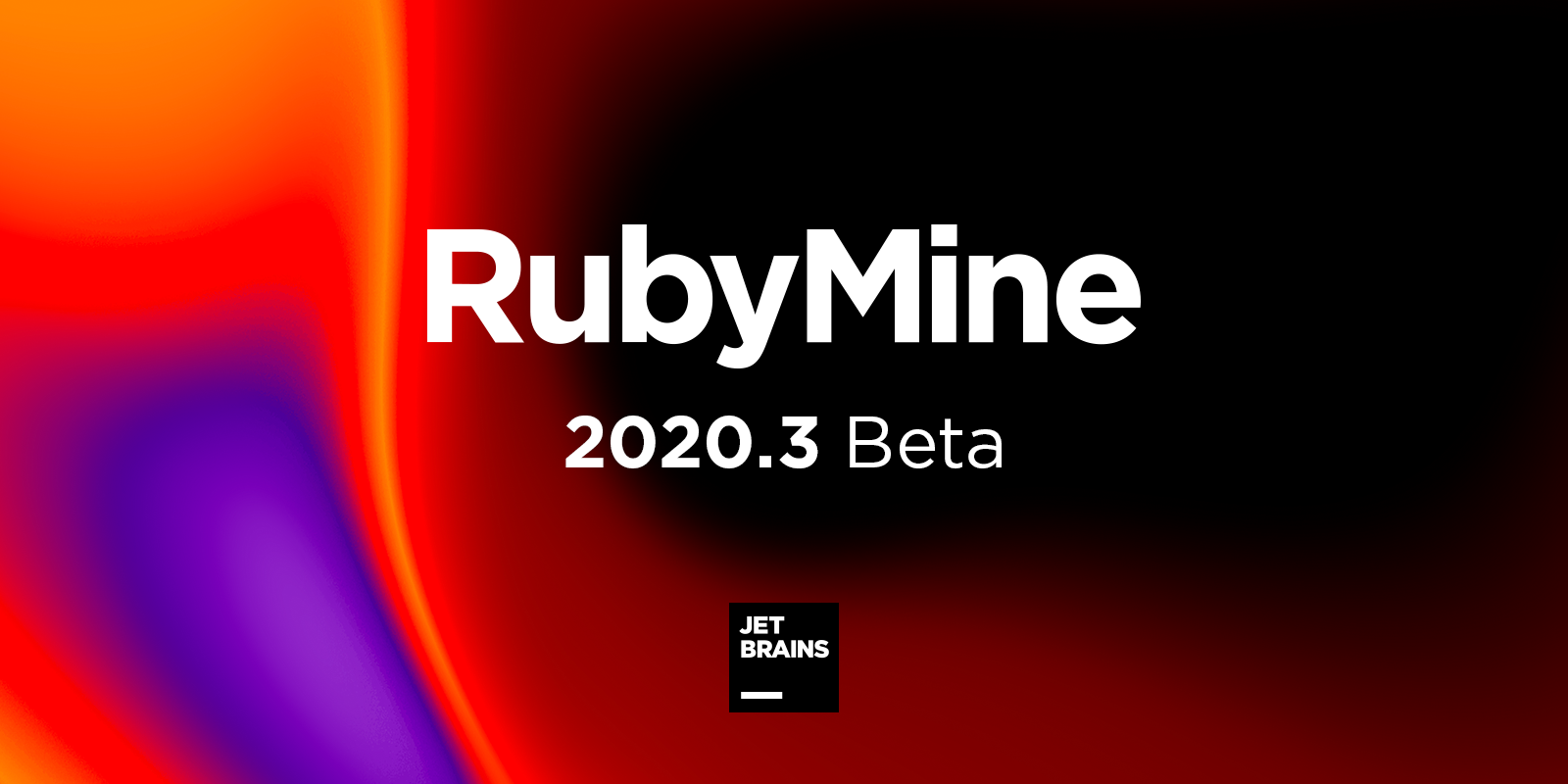 RubyMine 2020.3 Beta 2