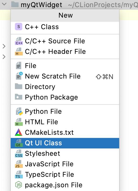 New File class