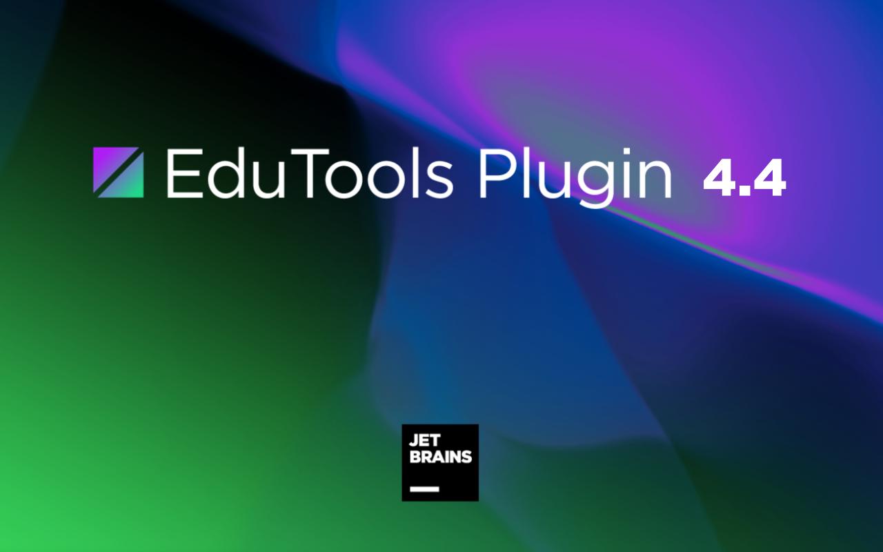 EduTools Plugin 4.4