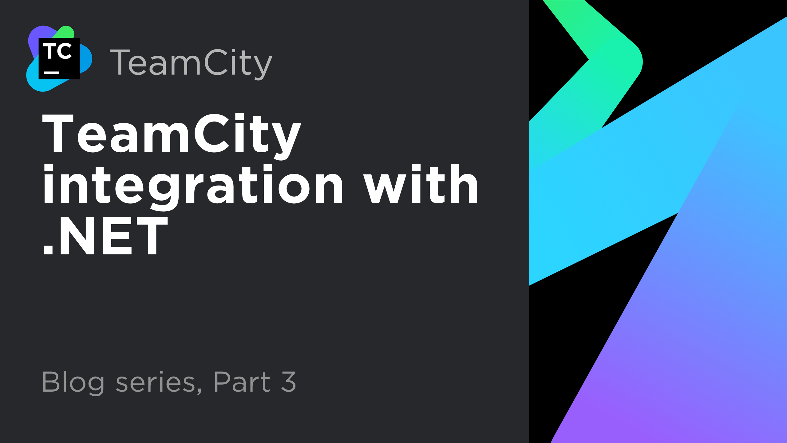 TeamCity integration with .NET