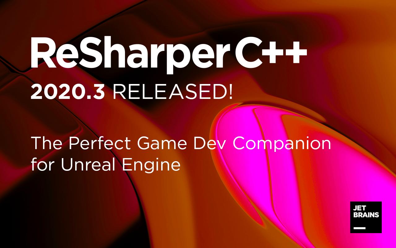 ReSharper C++ 2020.3