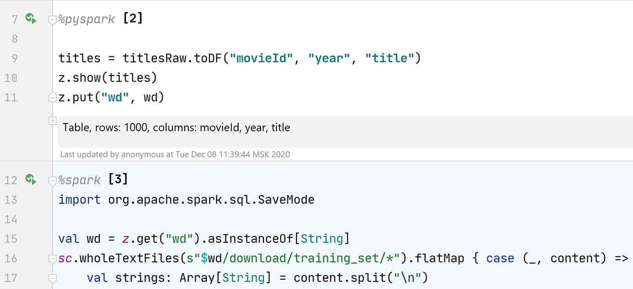Scala code example