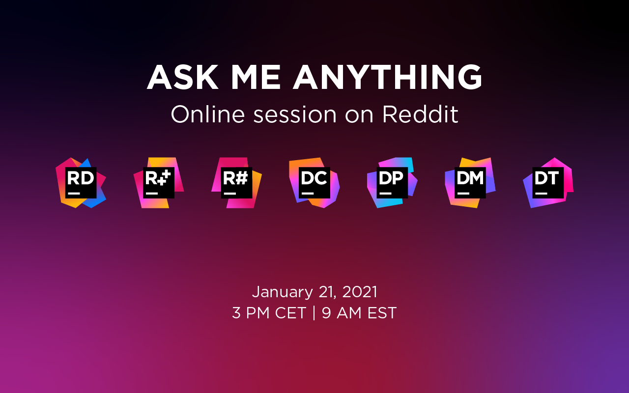 AMA session with .NET team on Reddit