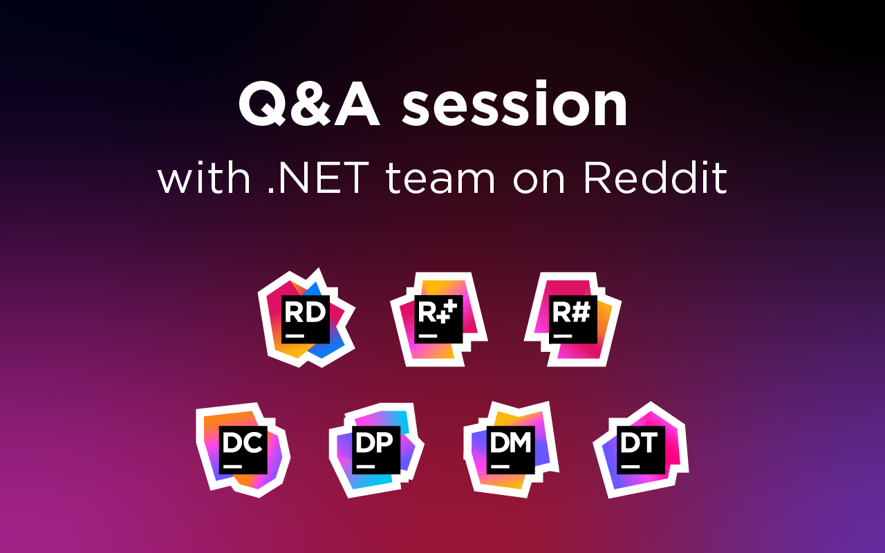 Q&A session with .NET team