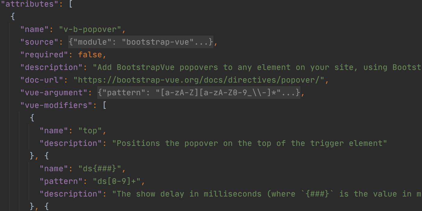 vue3-ts – web-types.json
