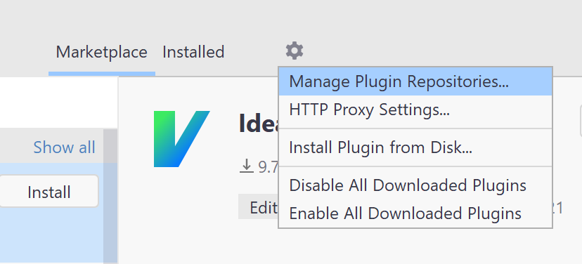 add plugin repository url to plugins inside rider