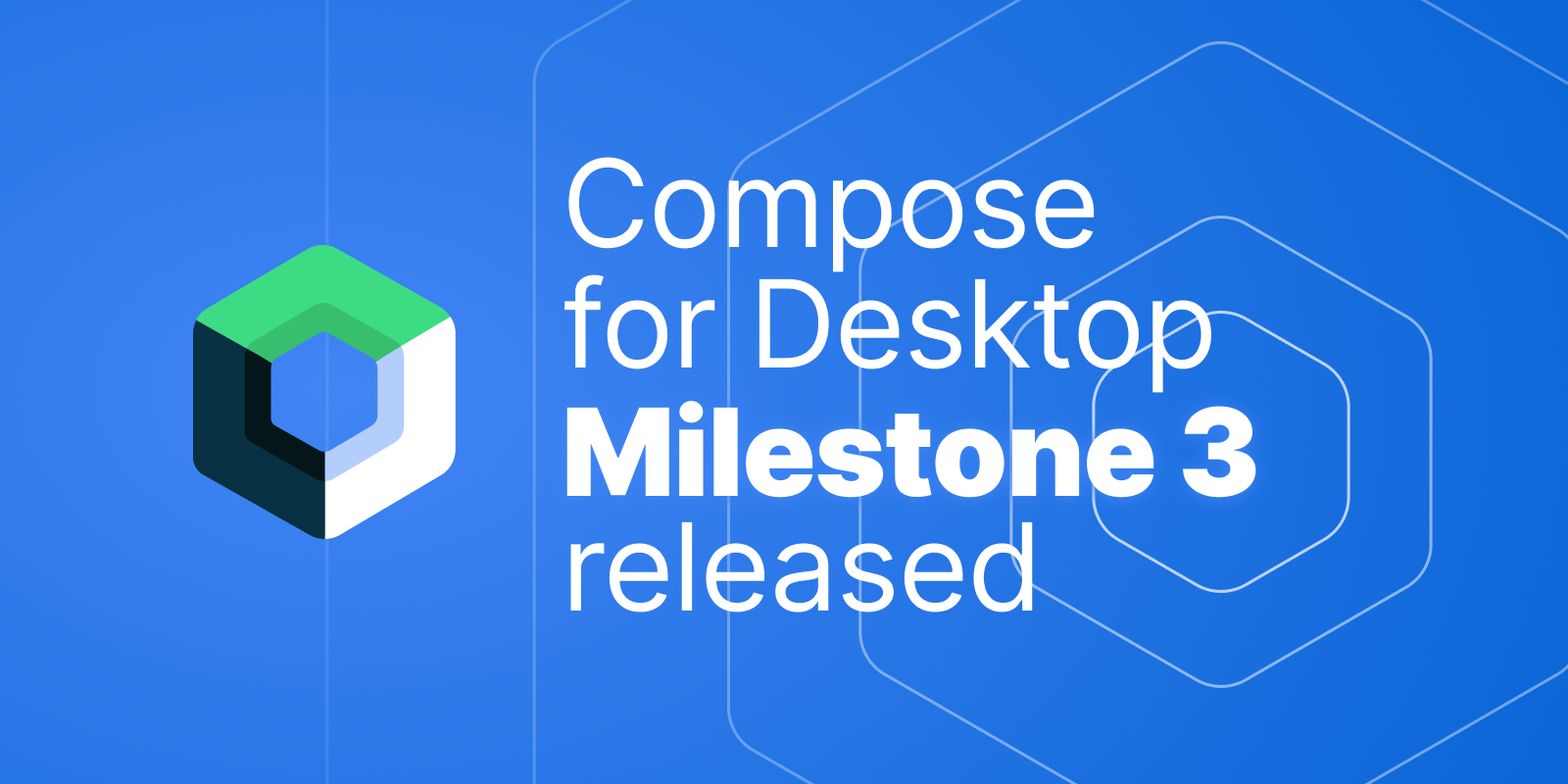 Compose for Desktop M3 Banner