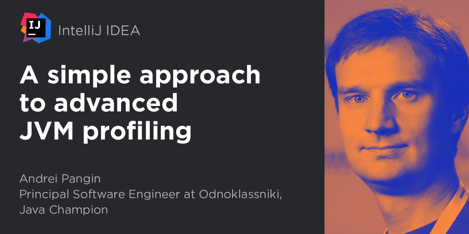 A simple approach to the advanced JVM profiling