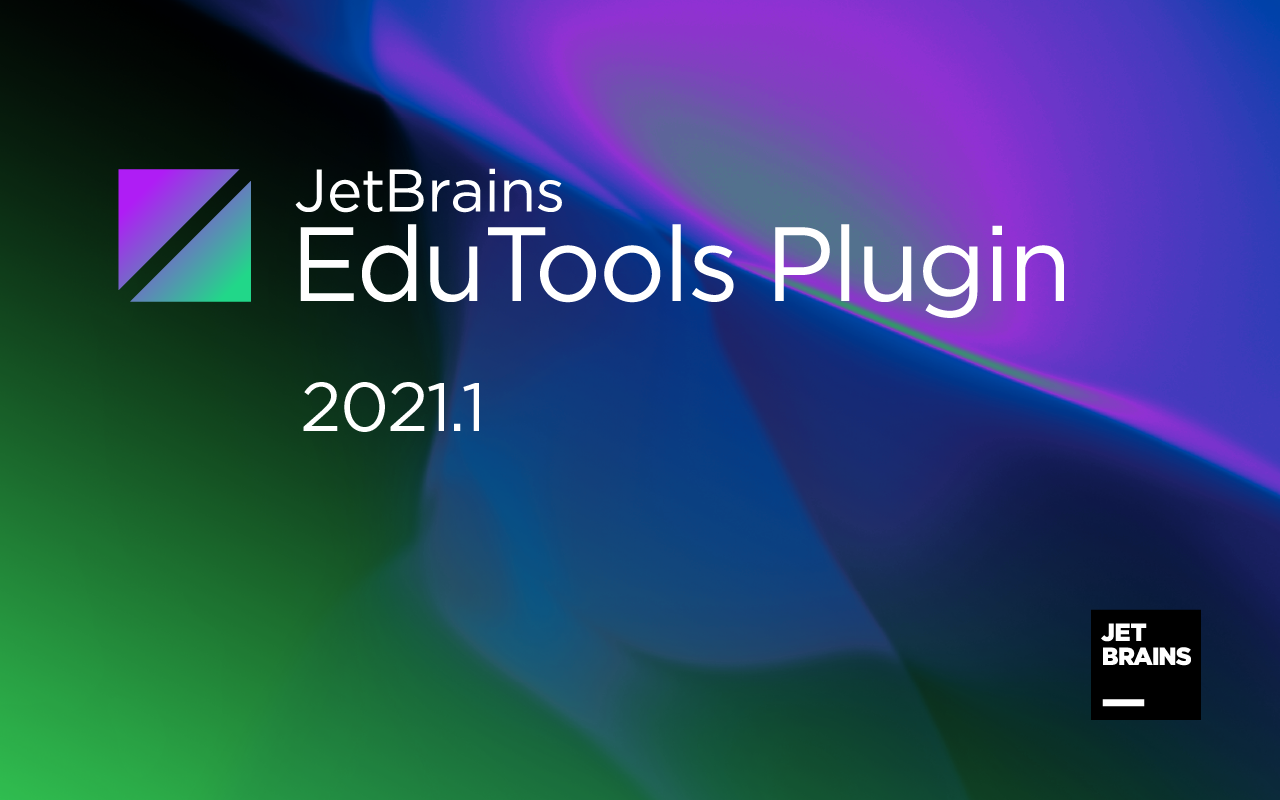 Publication de la version 2021.1 du Plugin EduTools de JetBrains