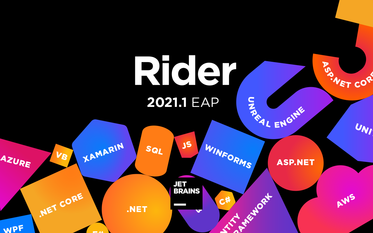 Rider 2021.1 Early Access Program Is Now Open