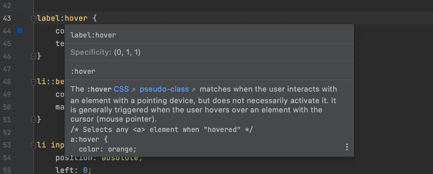 IntelliJ IDEA EAP 4: Adjustable Font Weight, Support for a Git Commit Template, and More