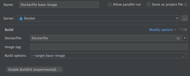 BuildKit in Docker