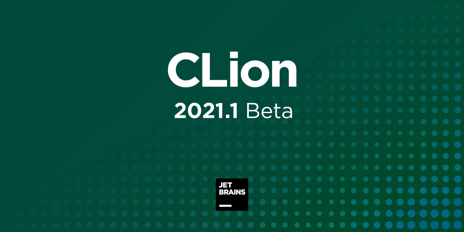 CLion Beta