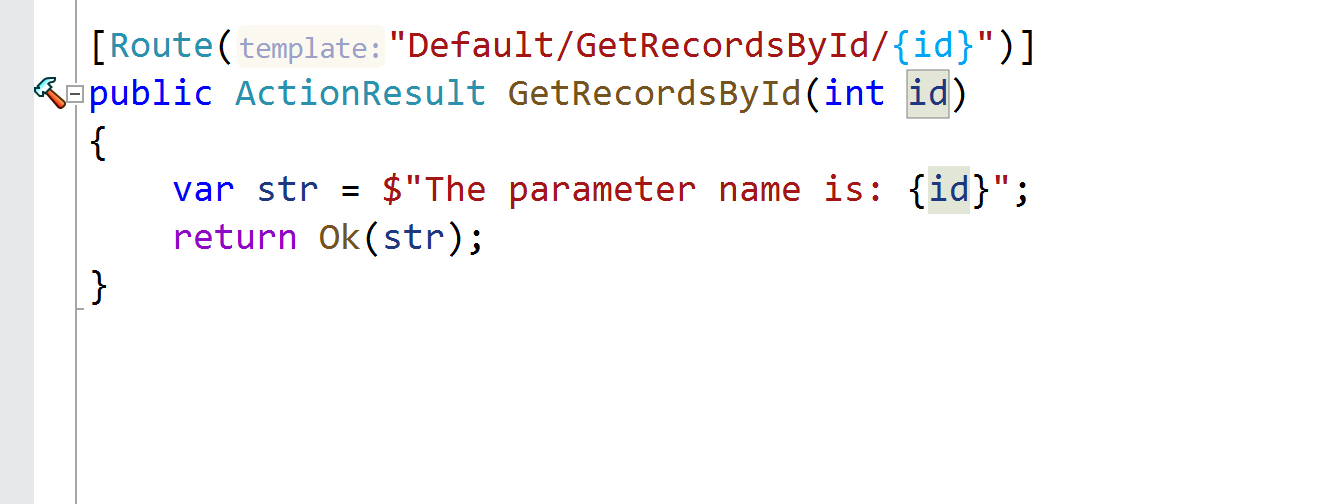 Rider does route parameter type checks and validation