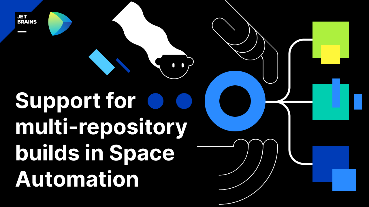 Support for multi-repo builds in Space Automation