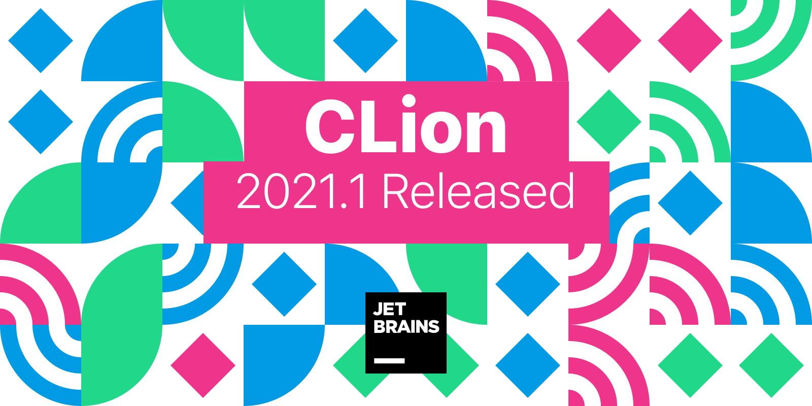 CLion 2021.1