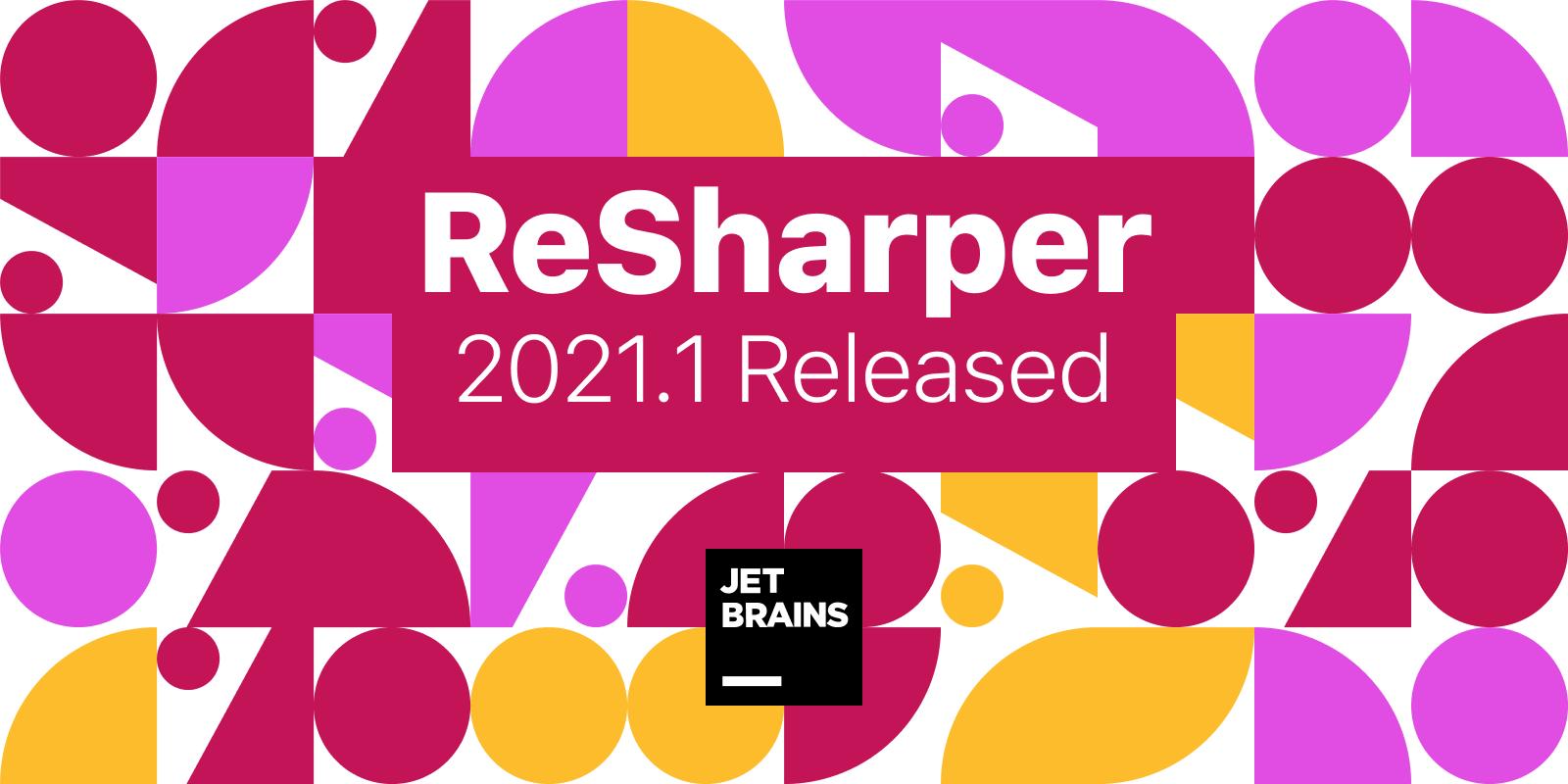 ReSharper 2021.1