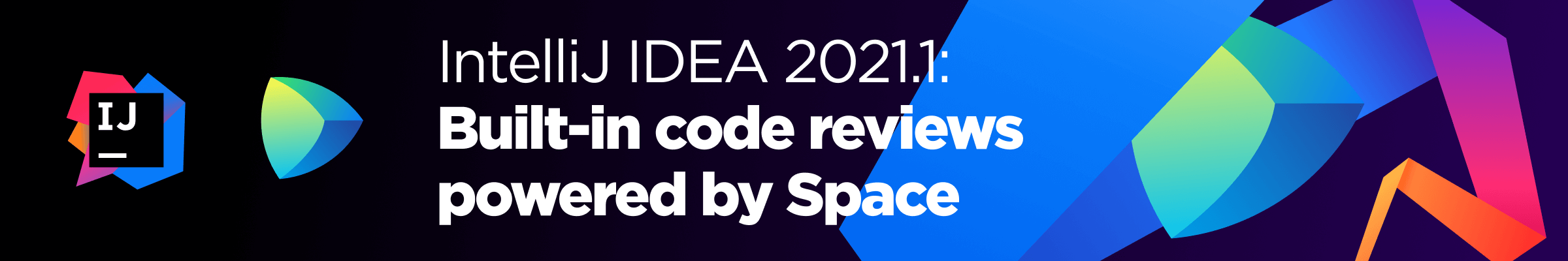 IntelliJ IDEA with built-in code reviews powered by Space