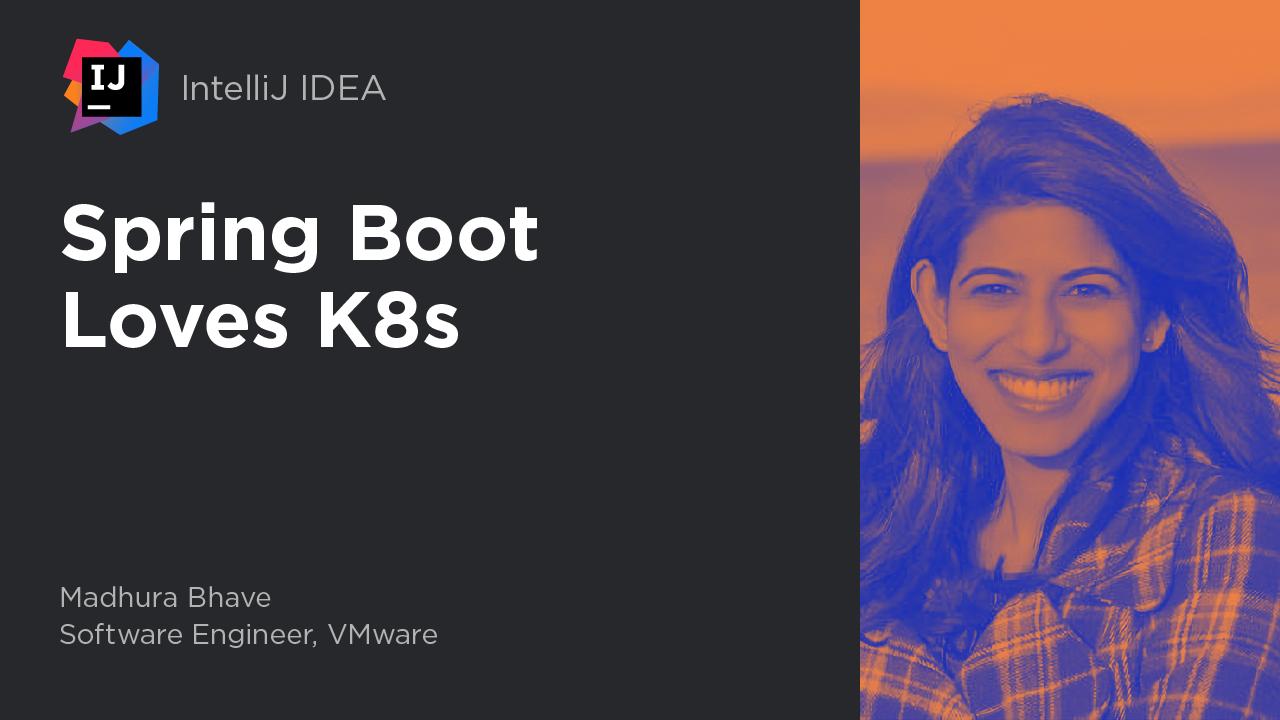 Spring Boot Loves K8s