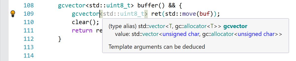 Правила C++20 CTAD