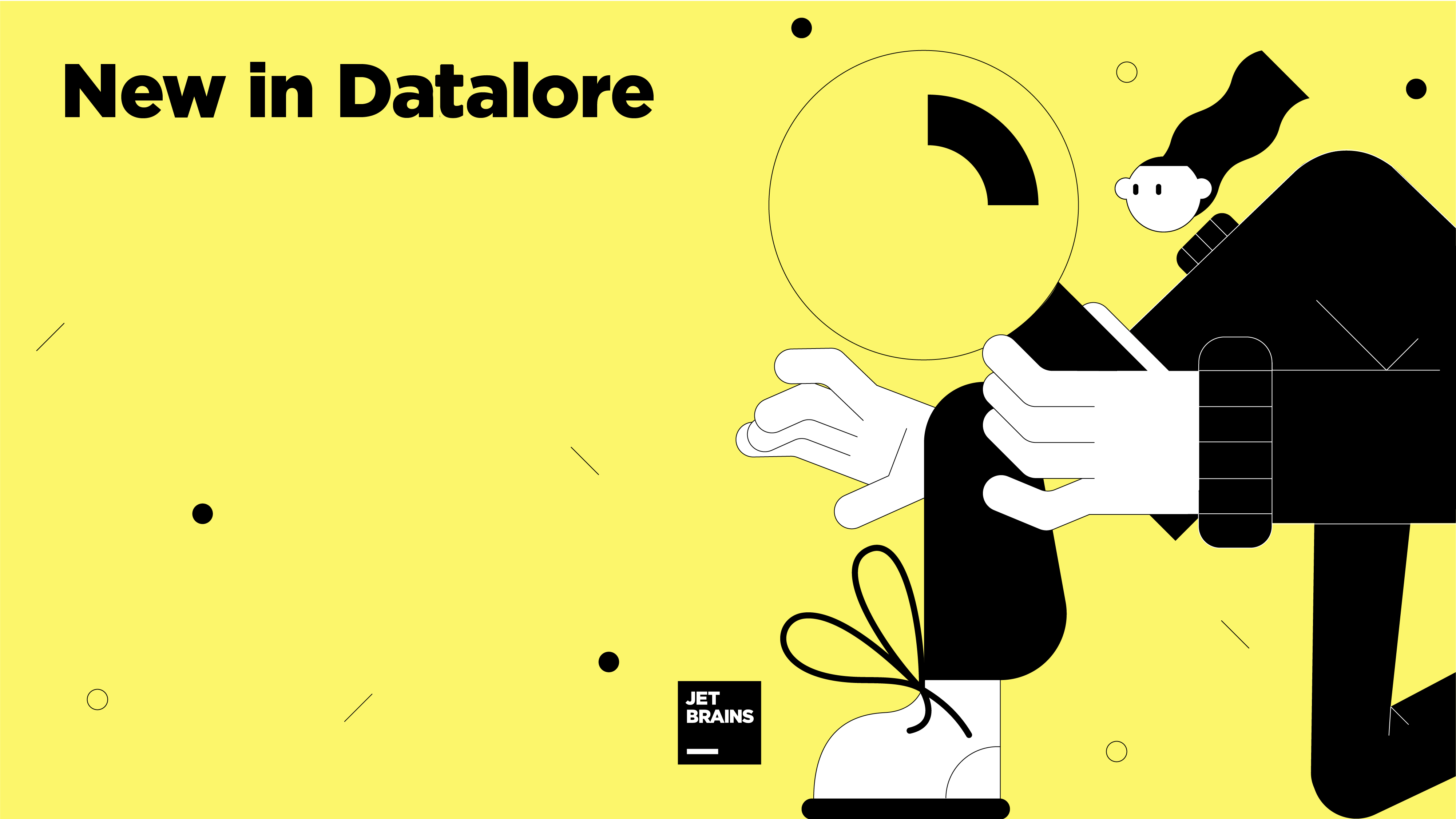 New in Datalore