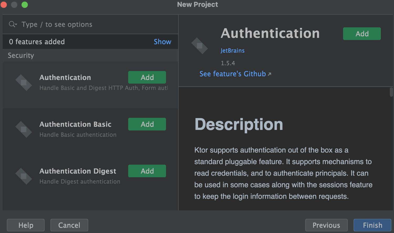 Ktor Integration