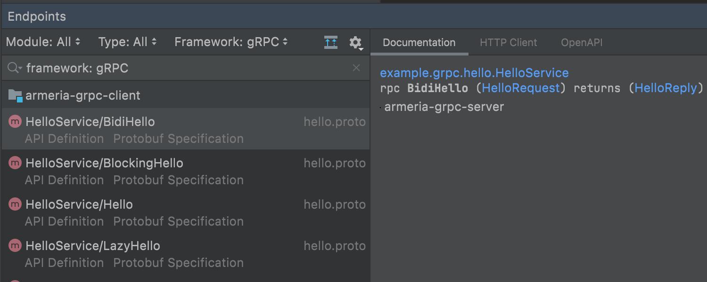 Frameworks - gRPC