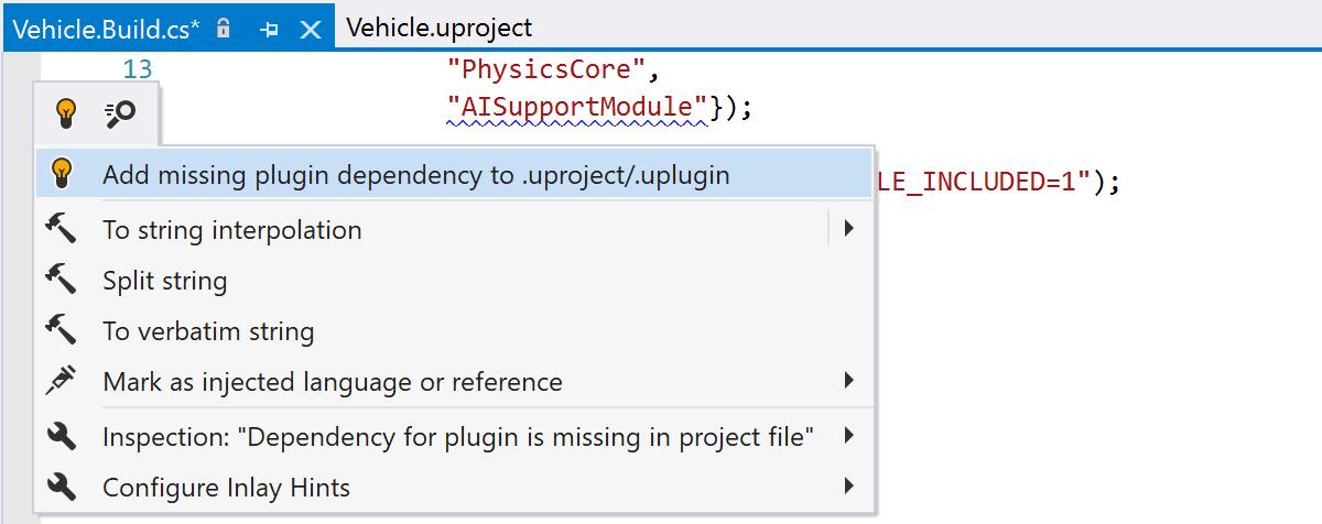 Add missing plugin dependency