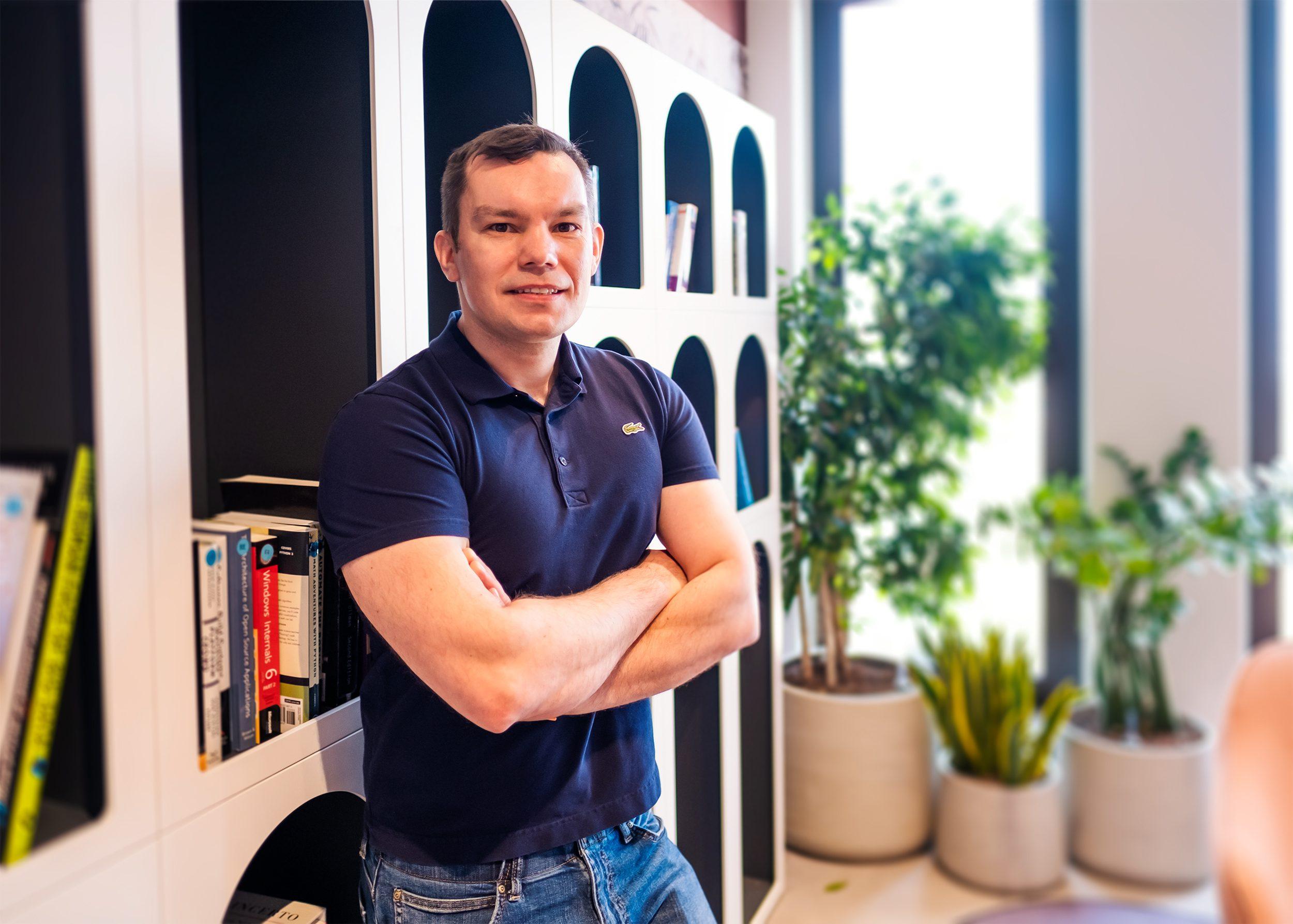 Konstantin Bulenkov, UI Team Lead at JetBrains