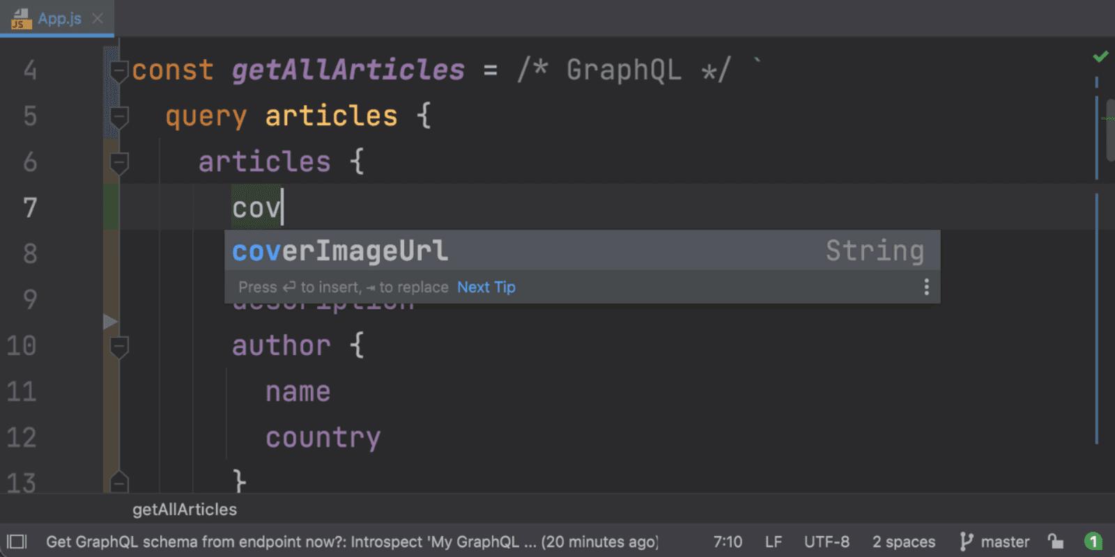 graphql-code-completion