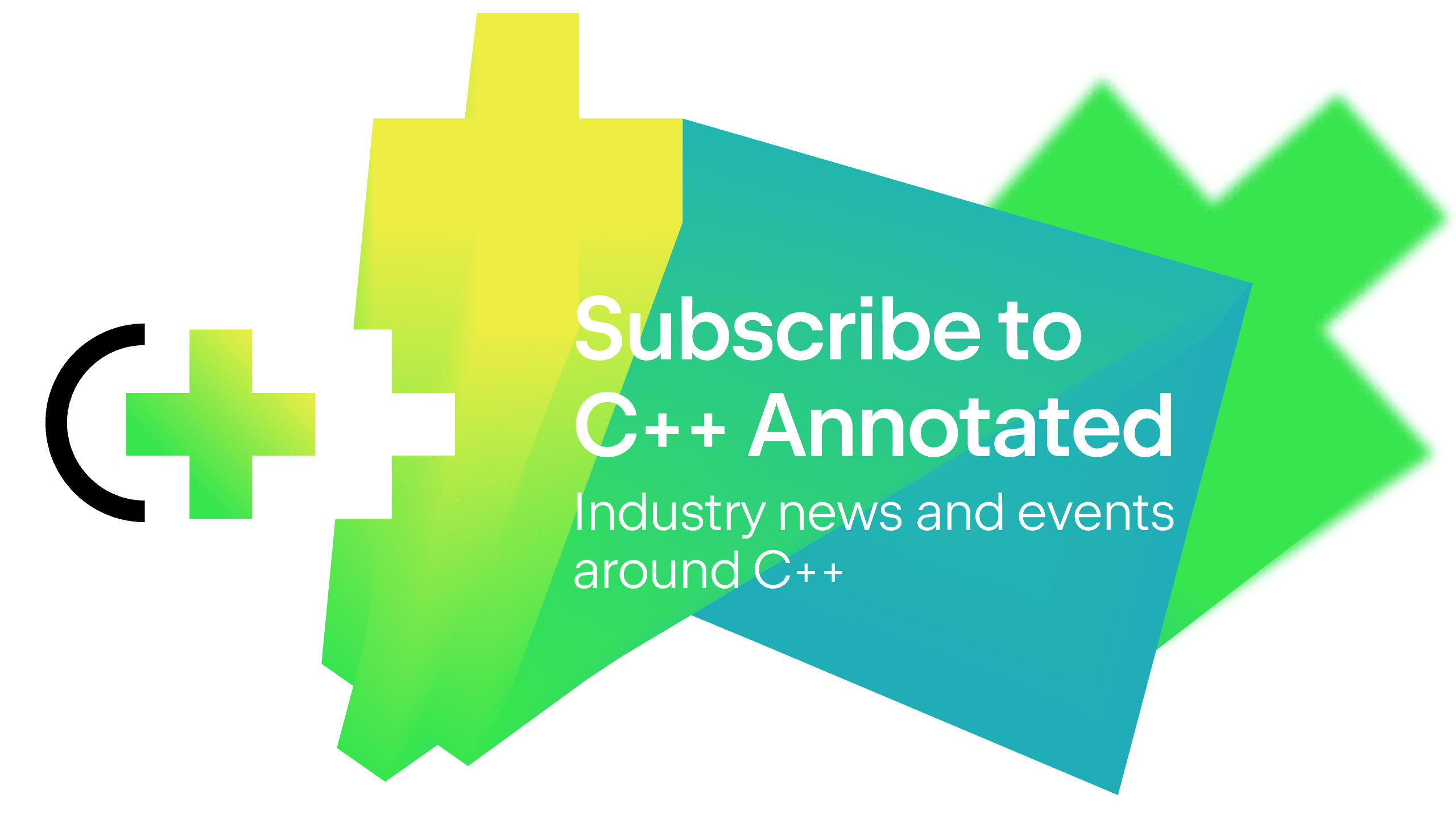 C++ Annotated Subscription