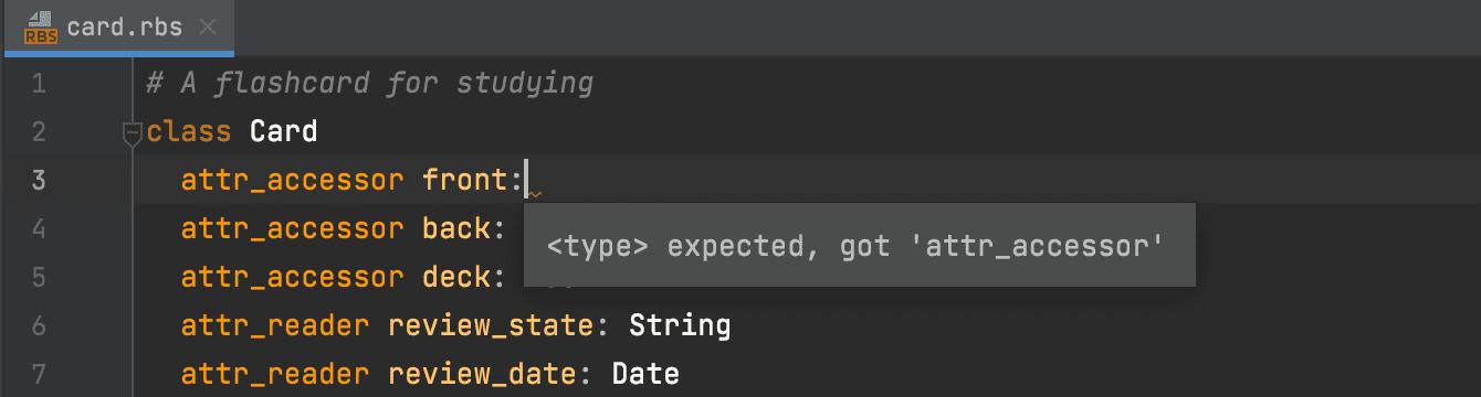RBS syntax error