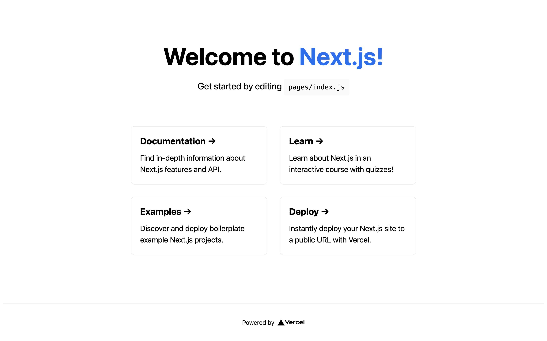 create-next-app-screenshot